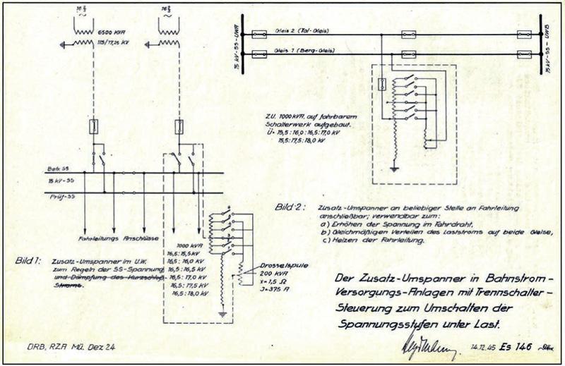 Fahrbare 15-kV-Schaltanlagen