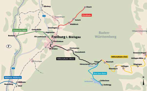 Breisgau-S-Bahn 2020