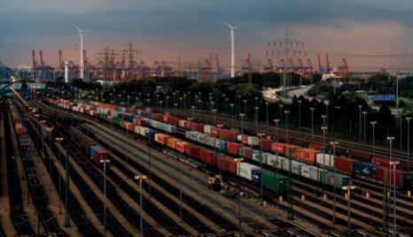 Schienengüterverkehr von und nach China im Aufwind