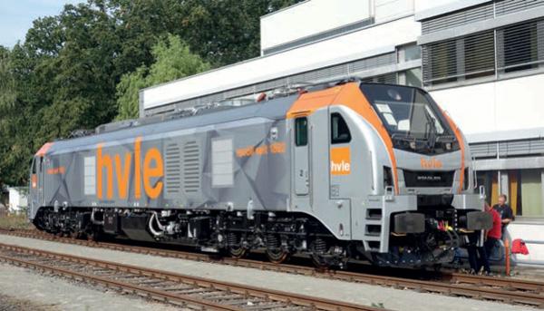 Eurodual – Zweikraftlokomotive für schweren Güterverkehr