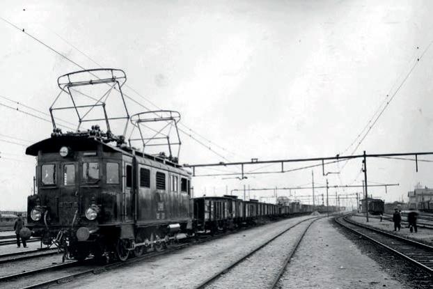 Gründung der Deutschen Reichsbahn