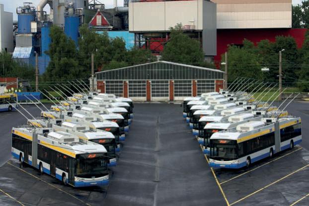 Nutzung der elektrischen Infrastruktur von Straßenbahnsystemen für partielle Obus-Abschnitte mit IMC