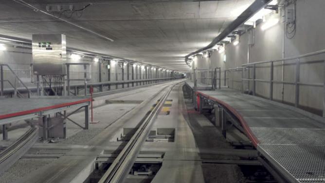 Peoplemover Flughafen München – Projekt und Technik