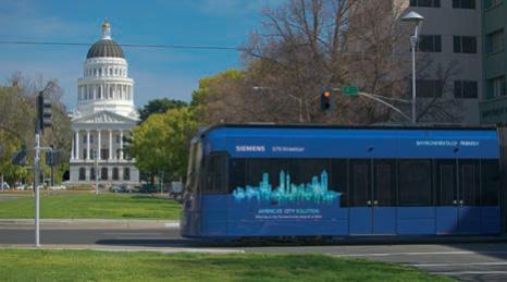 Stadtbahntriebzüge S700 für Sacramento