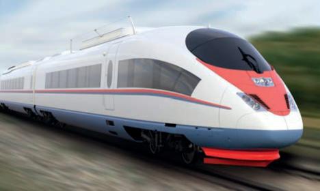 Bremsausrüstungen für Hochgeschwindigkeitszüge Valero RUS