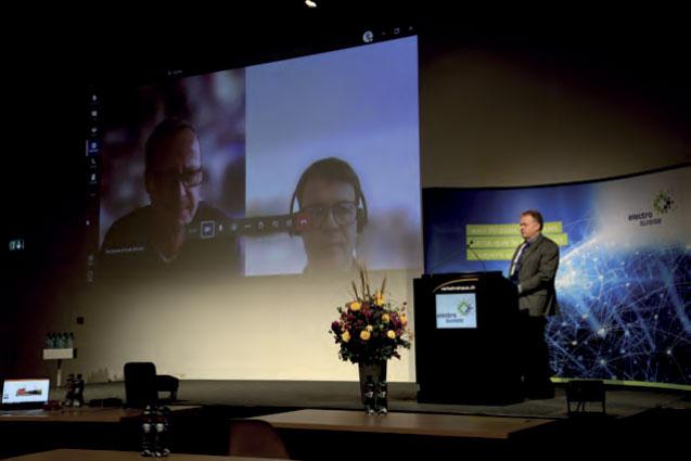 Vierte Schweizer Bahntagung über aktuelle Entwicklungen in der Energie-, Traktions- und Automationstechnik