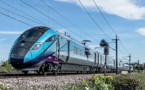 Kooperation für britische Hochgeschwindigkeitszüge