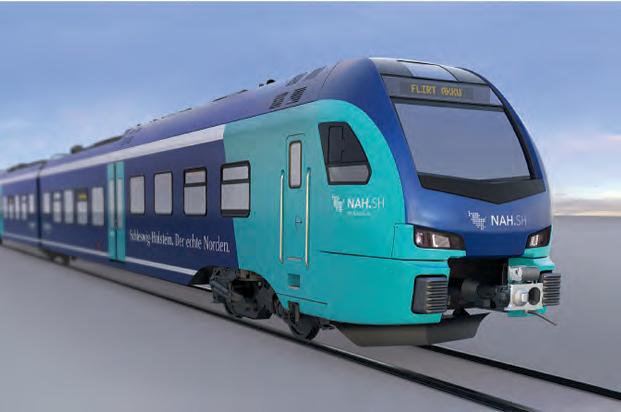 Design-Studie zweiteiliger FLIRT Akku (Design: Stadler Rail).