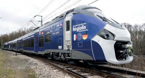 Zweikraft-/Zweispannungs-Triebzüge Frankreich – Deutschland
